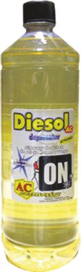 Dodatek do oleju napędowego Diesol depresator, AC Cosmetics, 1 L