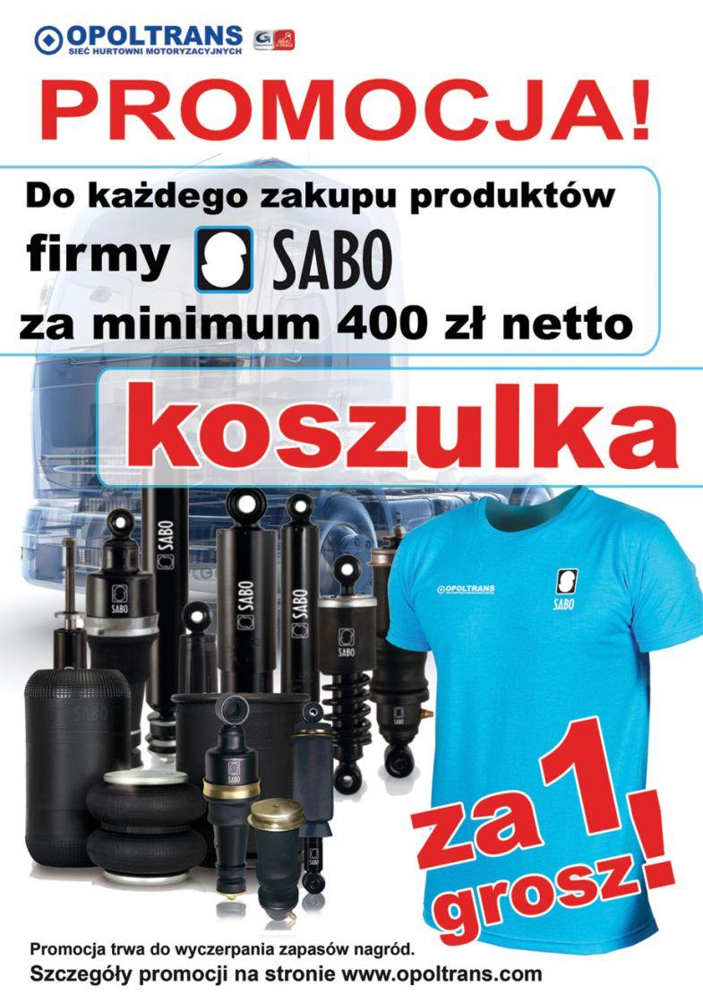 Amortyzatory SABO