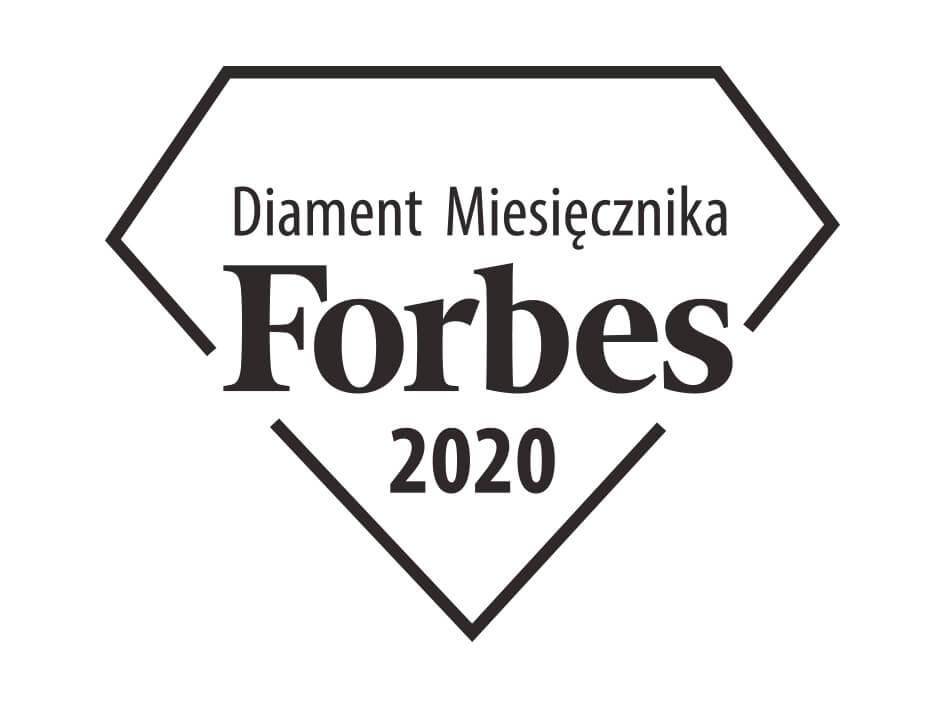 logotyp Diament Forbes 2020