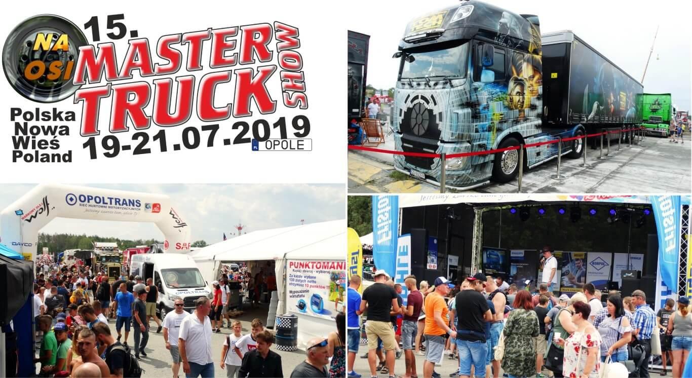 Logotyp Master Truck Strefa Opoltrans
