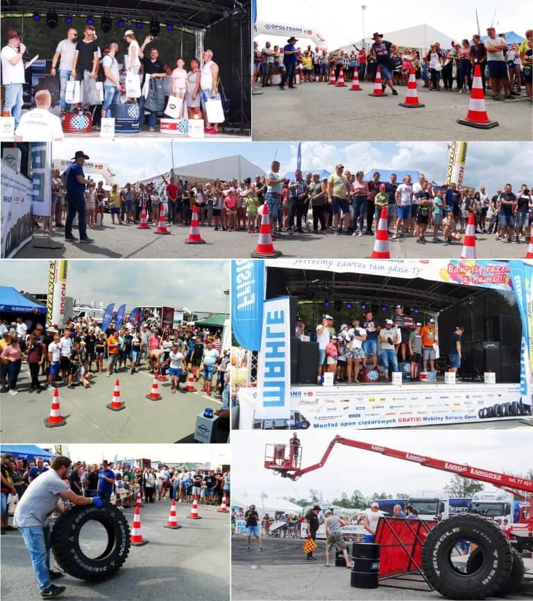 Konkursy dla dorosłych i dzieci podczas Master Truck