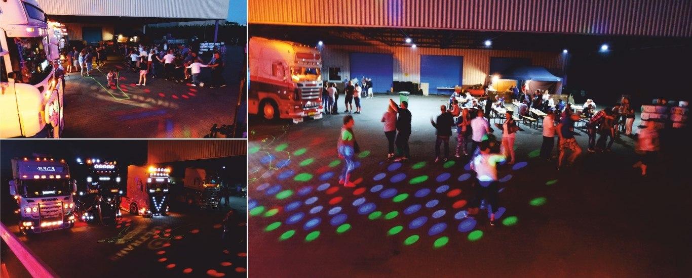 Wieczór w rytmach disco