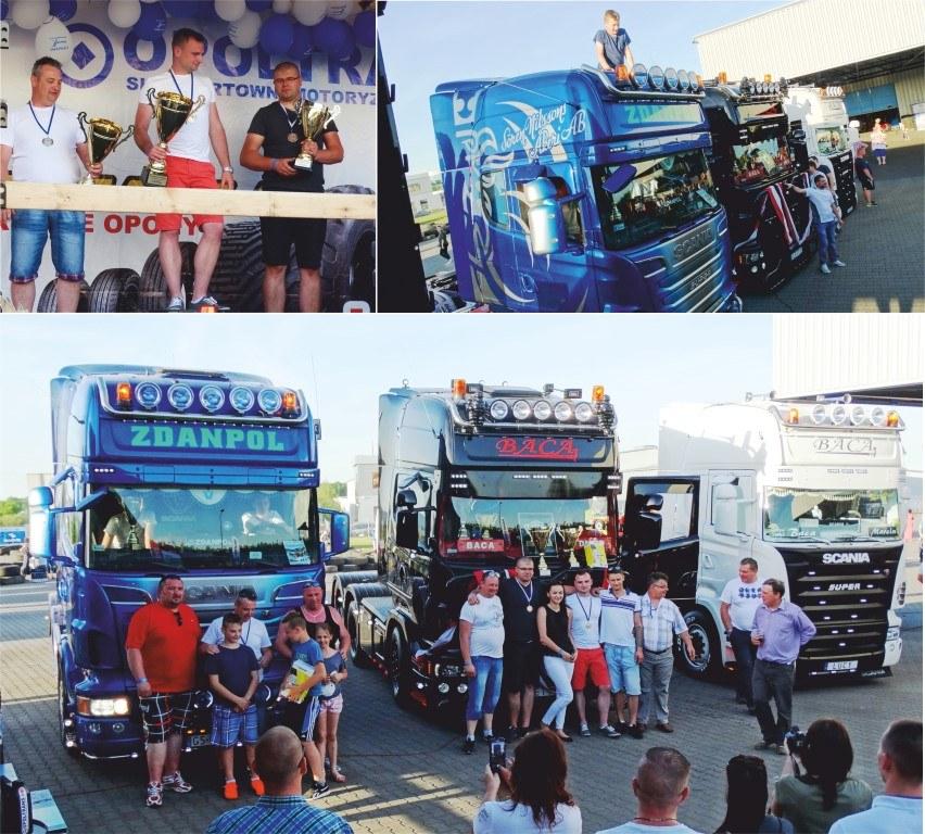 Zlot ciężarówek Rusocin 2017